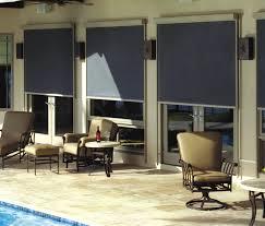 Solar Shades Exterior Solar Screens Bill U0027s Canvas Shop