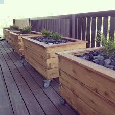 modbox grande on wheels planter box raised garden beds diy