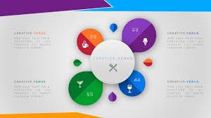 Design Ideas Microsoft Powerpoint Creative Workflow Process Infographic Element Design In