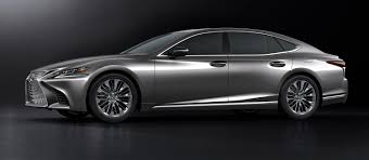 lexus truck 2018 2018 lexus ls500 revealed in detroit with powerful new twin turbo