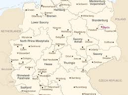 Map Of Germany Cities by Germany Smith 1 By 6775