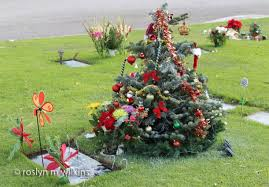 Cemetery Christmas Decorations Christmas Decorations Rmw The Blog