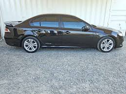 2009 Ford Falcon Fg Xr6 Get That Car Loan