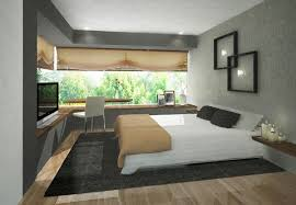 Contemporary Interior Design Singapore Bedroom And Living Room - Home interior design singapore