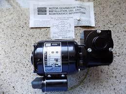 Jual Dc Gear Motor bodine gear motor ebay