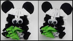 diy 3d origami animal papier panda falten cute paper panda