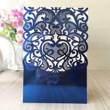 popular silver wedding party invitations buy cheap silver wedding