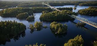 Thousand Islands by First Time Visitors Visit The 1000 Islands