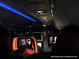American Airlines Flight Entertainment by American Vs Delta 737 Transcon Who Wins Airlinereporter