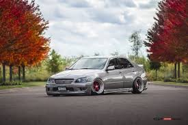 toyota lexus toyota lexus is200 altezza tuning low jdm autumn stance hd wallpaper