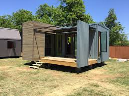 design build program creates two micro houses huber engineered woods