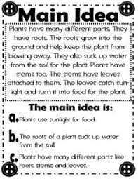 main idea passages a collection of nonfiction passages to support