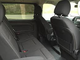 mercedes crew mercedes vito sport review business vans