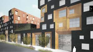 Home Design District Los Angeles Arts District Mixed User With 344 Apartments Heads To Planning