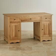 Natural Solid Wood Furniture Amazing Of Oak Computer Desk With Tokyo Natural Solid Oak Computer