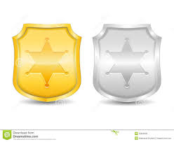 police badges royalty free stock images image 35859929