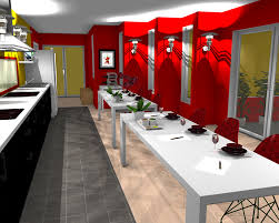kitchen interior design ideas kitchen rendering with free home
