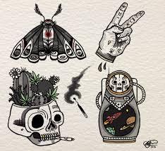 traditional moth