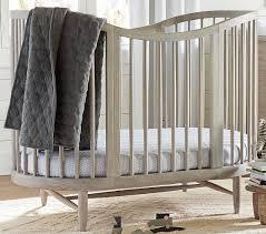 Oval Crib Bedding Organic Broken Arrow Oval Crib Fitted Sheet Pottery Barn