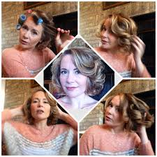 how to put rollersin extra short hair how to curl your hair with velcro rollers