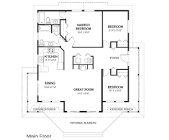 homes plans heron floor plan 1357 square bigger than most tiny house