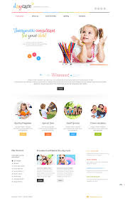 Home Care Website Design Inspiration 10 Cheerful U0026 Inspiring Kids And Children Wordpress Themes Colorlib