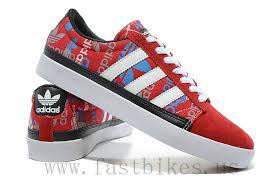 adidas adicolor shoes white blue high quality wear