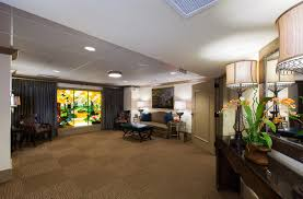 funeral home interiors cress center jst architects