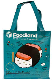 reusable grocery bags foodland