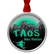 taos new mexico ornaments keepsake ornaments zazzle