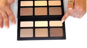 kat von d shade and light vault fake vs real katvond shade and light contour palette you gotta