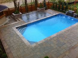 Pool Ideas For Small Backyards Triyae Com U003d Pool Small Backyard Ideas Various Design
