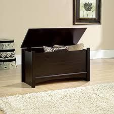 Sauder White Desk by Sauder Shoal Creek Soft White Trunk 411203 The Home Depot