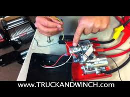100 kfi winch contactor wiring diagram artic cat oem warn 2
