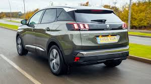 peugeot 2008 2017 peugeot 3008 1 6 thp 165 eat6 allure 2017 review by car magazine