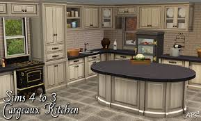 sims 3 cuisine around the sims 3 custom content downloads objects kitchen