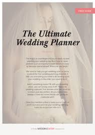 the ultimate wedding planner organizer wedding events resources weddingwise