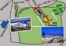 Bwi Terminal Map Baltimore And Anne Arundel County U003d The Heart Of Maryland January