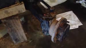 caseih mx front axle repair youtube