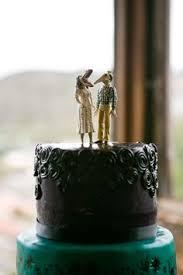 corpse cake topper tim burton corpse wedding cake black and