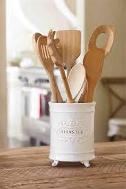 kitchen utensil canister the 25 best utensil holder ideas on kitchen utensil