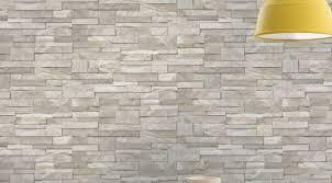stone brick grandeco stone brick effect wallpaper in sand stone