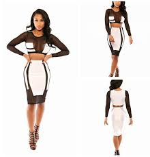 2017 us ladies night out dresses high waist bodycon dresses