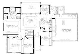 home plan small rambler lives large startribune com home plan small rambler lives large