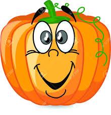 cartoon pumpkin clipart collection
