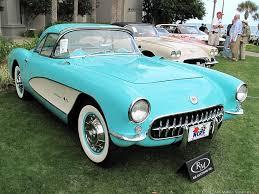vintage corvette blue 1957 chevrolet corvette chevrolet supercars net