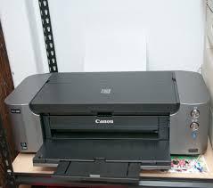 canon printer manuals canon pro 100 printer