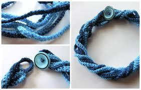 crochet necklace patterns images Free pattern crochet twist necklace serendipity