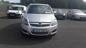 opel zafira 2002 opel zafira u2013 dillon motors car sales u2013 ballykelly broadford co clare