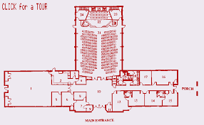 Security Floor Plan Swcbc Phase I Church Building Floor Plan